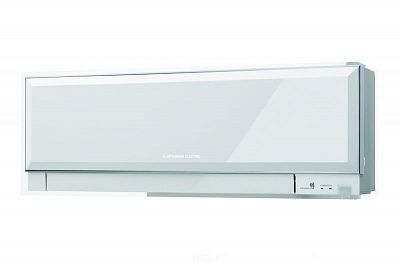 Mitsubishi Electric Design Inverter MSZ-EF25 VE W/B